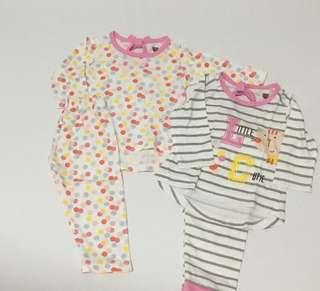 Girl pijamas