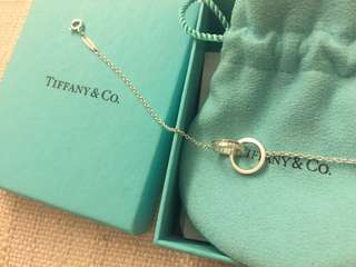 TIFFANY INTERLOCKING BRACELET