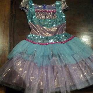 Shiny cute dress