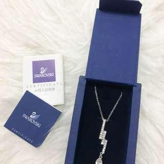 Swarovski necklace authentic