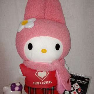 My Melody Stuff Toys