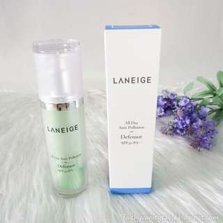 Laneige All Day Defensor