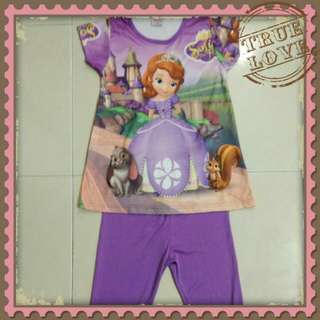 Sofia the First Girl Set