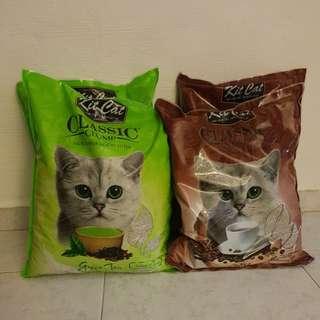 Kitcat litter