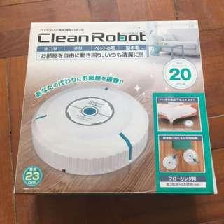 日本Clean robot 自動清潔地板機