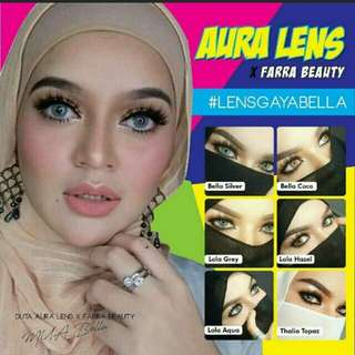 AuraLens X Farra Beauty