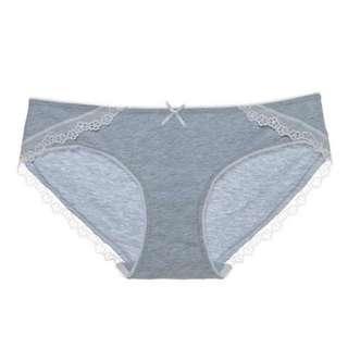 低腰全棉女士底褲/Low-rise cotton ladies underwear