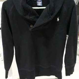 authentic Polo Ralph Lauren black jacket