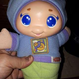 Playskool doll