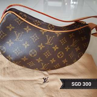 LV bean bag