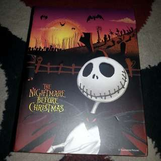 The nightmare before Christmas photo album