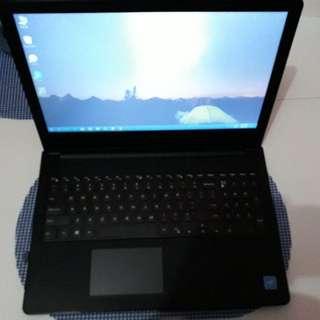 Dell Inspiron 15-3552 4GB RAM 500GB HDD
