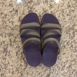Preloved fitflop slippers
