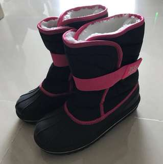 Girls Snow Boots US size 4 (Eur36) 女童雪靴
