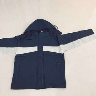 Unisex Winter Jacket With Hookdies