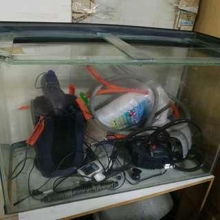 玻璃水族箱