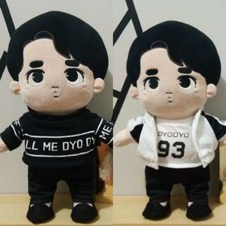 EXO DOLL D.O do kyung soo Call Me Dyo vers.