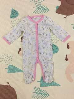 Sleepsuit 3 pieces