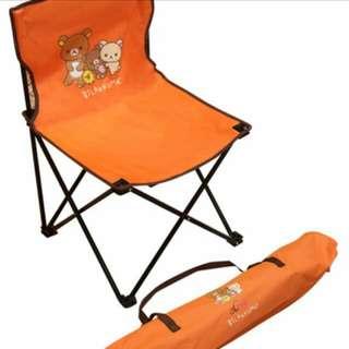 Rilakkuma 輕鬆小熊戶外椅