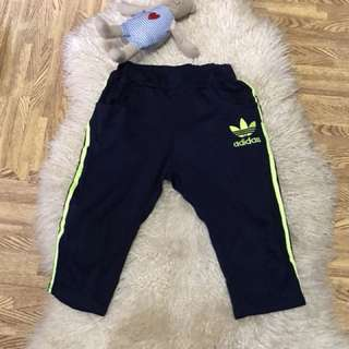 Adidas fits to 3-6 years old/ direct contact #09956396640