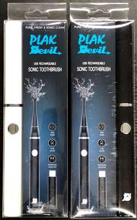Travel Sonic Toothbrush