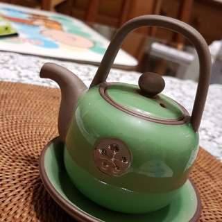 Teapot for display only