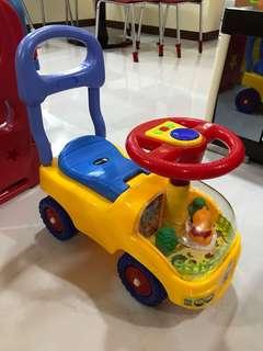 Baby car cum Baby Walker