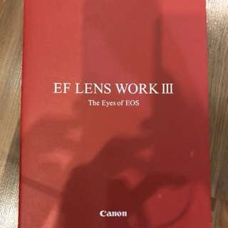 EF Lens Work III (Sixth Edition)