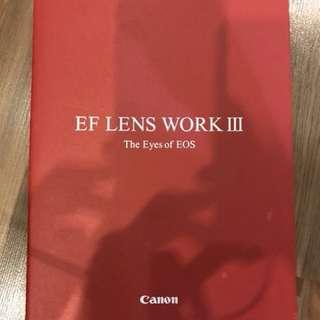 EF Lens Work III (Sixth Edition)