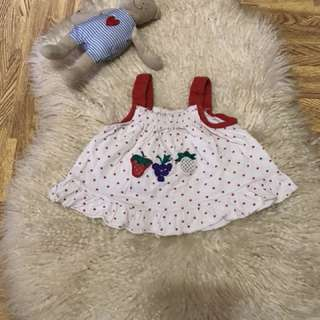 Blouse fits to 1-3 years old / direct contact #09956396640