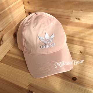From🇬🇧🇺🇸Adidas Cap Hat Pink 4色現貨
