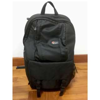 Lowepro Fastpack, good condition, used