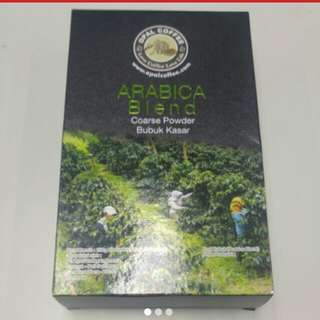 全新印尼 Opal Coffee Arabica Blend Coarse Powder 250g