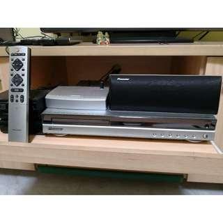 Pioneer XV-DV535 Home Theater System