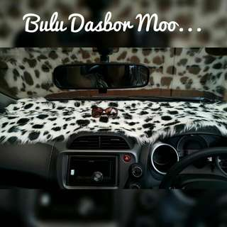 Bulu Dashboard Mobil Bahan Import