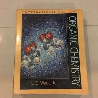 Organic chemistry international 6th edition