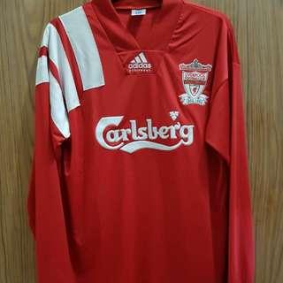 Retro Liverpool 1992 Home