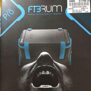 Fibrum VR headset