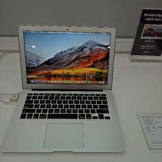 Kredit Macbook Air 256GB Cashback cicilan tanpa Kartukredit