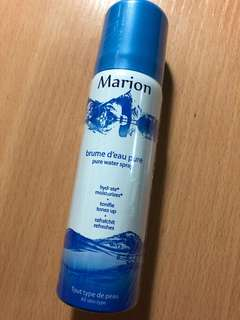 Marion pure water spray