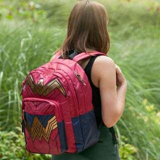 Wonder Woman bagpack