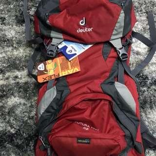 Deuter hiking bag
