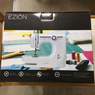 Ezion sewing machine