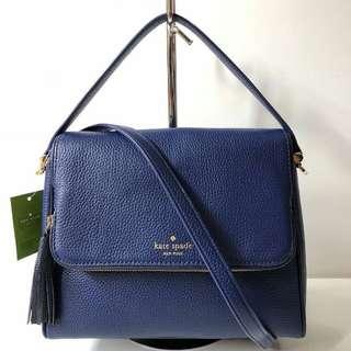 Kate Spade Miri Chester Street (Ocean Blue) Size 27x21x11cm