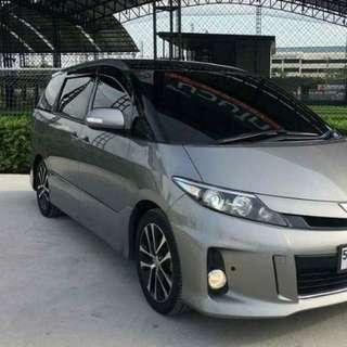 Toyota Estima Aeras Thai Regn