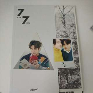GOT7 - 7for7 (Present Edition)