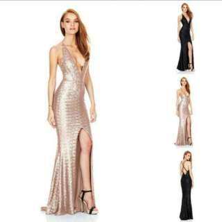 P`O  by Ebay  evening dress S M L XL