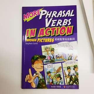 《Learn Phrasal Verb in Action》(輕鬆學習短語動詞)