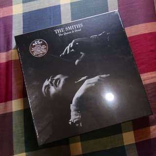 The Smith - The Queen is Dead box set LP