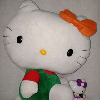Hello Kitty Stuff Toy